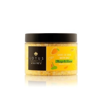 SPA DERMOACTIVE Sare de baie mango & papaya